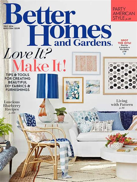 better homes decor better homes and gardens 100 decorating ideas magazine