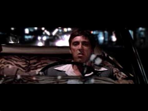 Scarface Mtv Cribs by Scarface Tony Talking To Manny In His Cadillac
