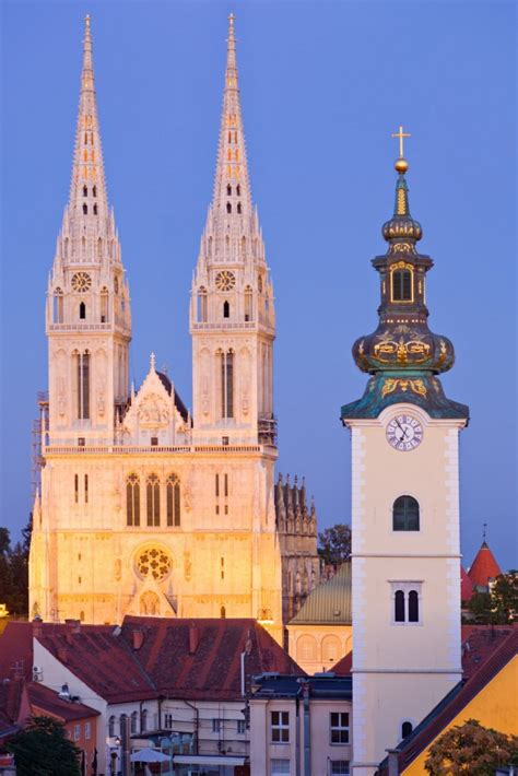 The Capital City Of Croatia-Zagreb - All About Croatian ... Year Round Weather