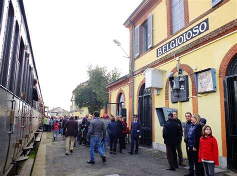 pavia stazione treni ad agrigento tornano i treni storici a bordo delle