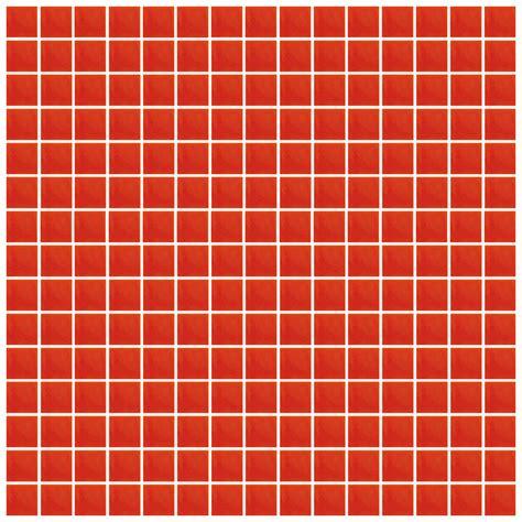 mosaico rosso bagno mosaico glass velvet rosso