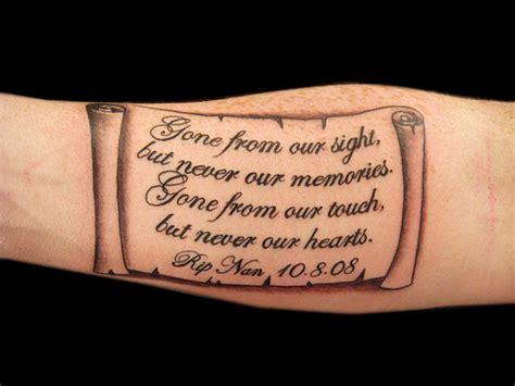 30 beautiful scroll tattoos creativefan