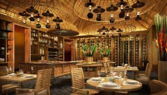 restaurant wood ceiling and bamboo curtain interior design 3d house free 3d house pictures