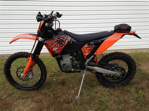 2008 Ktm 450 Exc Problems 2008 Ktm 450 Exc R Rekluse Lots Of Extras Dual For Sale