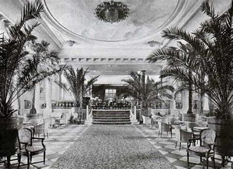 Palm Court Records File Palm Court Of The Rms Majestic 1914 Jpg Wikimedia Commons