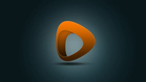 photoshop tutorial firefox logo photoshop tutorial 3d logo design orange youtube