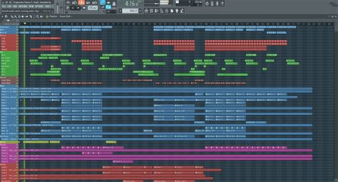 progressive trance fl studio template by purple stories