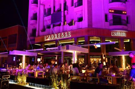 marrakech l l adresse marrakech omd 246 men om restauranger tripadvisor