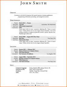 Curriculum Vitae Latex Template by 4 What To Include In A Curriculum Vitae Budget Template
