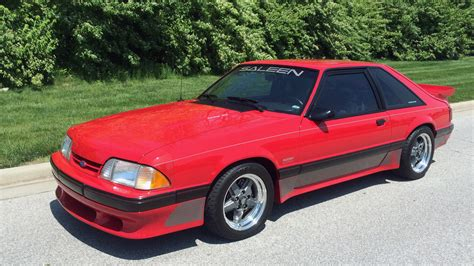 saleen mustang 1989 ford mustang saleen fastback g186 indy 2016