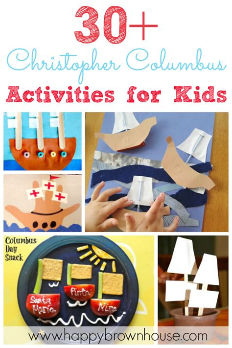 christopher columbus activities for