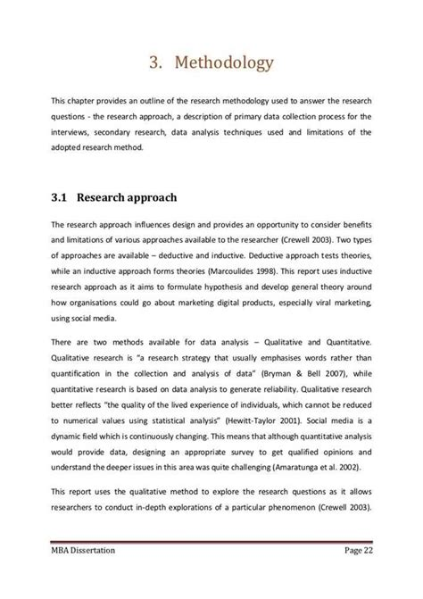 Methodology Of Term Paper by Research Methodology For Dissertation Dissertation