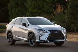 Lexus Rx Sport 2016 Lexus Rx Detailed In The Us Through 137 New Photos