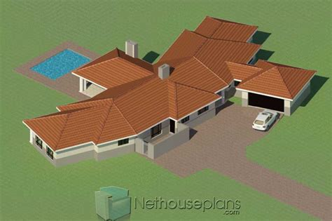 bedroom house plan  south africa home designs