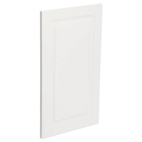 Gloss White Cabinet Doors Kaboodle 400mm Gloss White Heritage Cabinet Door Bunnings Warehouse