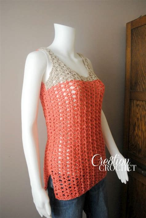 free pattern tank top summer crochet projects with free patterns and tutorials 2017
