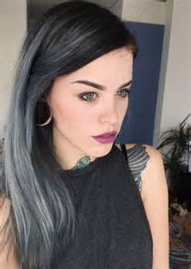 hair designs with grey streaks la moda en tu cabello color de cabello gris para mujeres