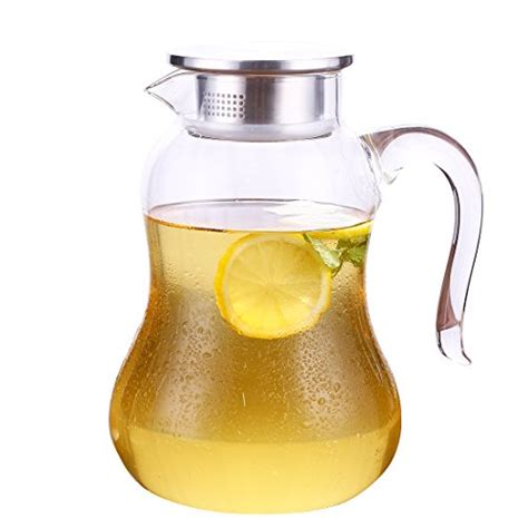 Water Pitcher Water Jug Stainless Steel 2 Liter Murah compare price to wine carafe 1 2 liter dreamboracay
