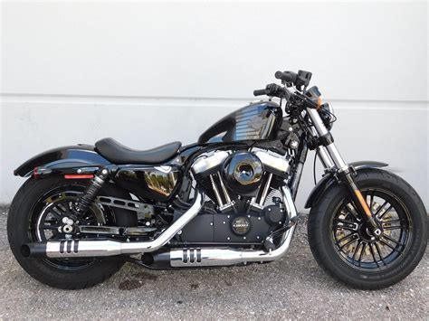 Harley Davidson Pre Owned by Pre Owned 2018 Harley Davidson Sportster Forty Eight