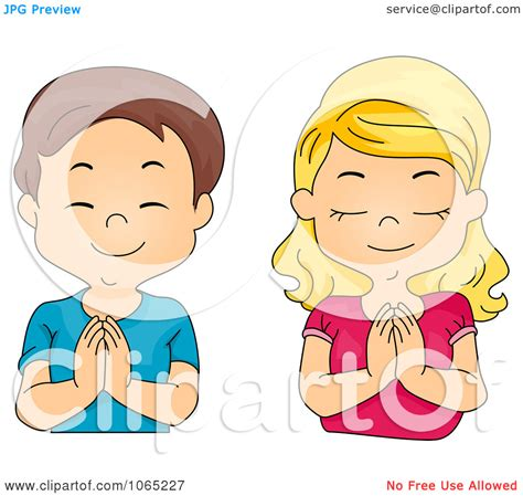 children clipart boy clipart kid prayer pencil and in color