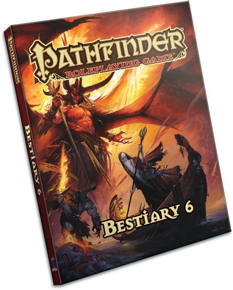 Pdf Pathfinder Roleplaying Bestiary 4 by Paizo Pathfinder Roleplaying Bestiary 6 Pfrpg