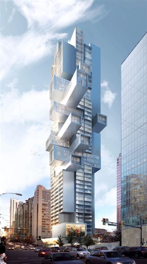 buro ole scheeren b 252 ro ole scheeren unveils the future of vertical housing