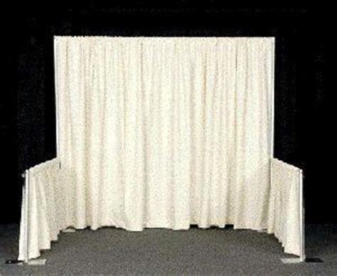 banjo cloth drapes pipe and drape systems exhibit display booths pipe