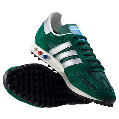 adidas la trainer og adidas la trainer og mens trainers in green