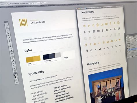design lab ui style guide inspirations muzli design inspiration