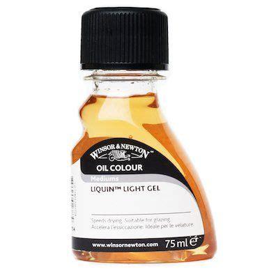 Liquin Light Gel 500ml Winsor Newton liquin light gel from supplies
