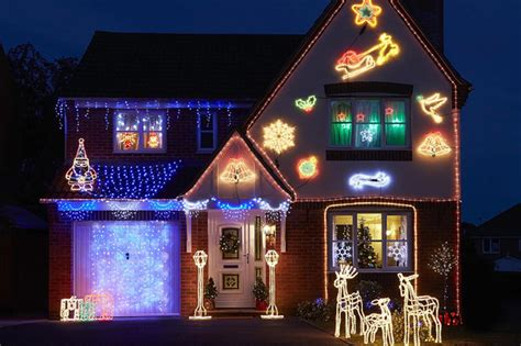 xmas lights b and q the big switch on your festive with b q for the chance to feature in their tv ad