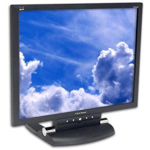 Lcd Monitor View Sonic 19 Bekas viewsonic va902b 19 8ms 550 1 sxga 1280 x 1024 black lcd monitor at tigerdirect