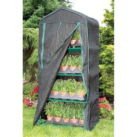 season  tier mini greenhouse growers supply