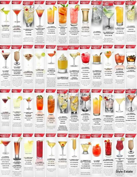 50 tasty smirnoff recipes smirnoff recipe and vodka