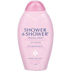 shower to shower bath powder shower to shower absorbent body powder original fresh