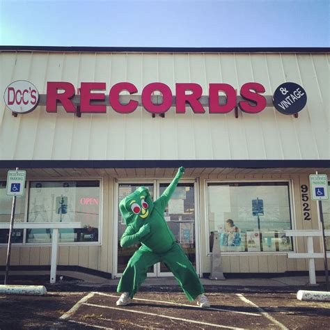 Fort Worth Records Doc S Records And Vintage Fort Worth Tx Records