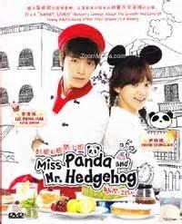 Dvd Drama Korea Panda And Hedgehog panda and hedgehog dvd korean tv drama 2012 episode 1