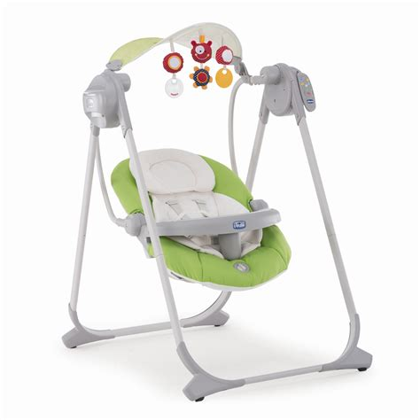 chicco dondolo polly swing chicco polly swing up buy at kidsroom living sleeping