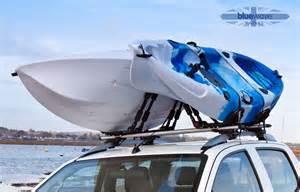 kayak roof rack folding j bars bluewave kayaks