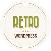 imagenes retro wordpress retro premium vintage wordpress theme