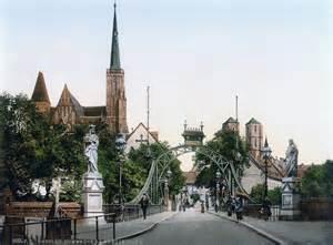 Abandon Buildings file church bridge breslau silesia germany jpg