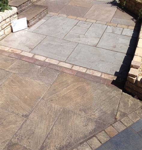 paving options period terrace