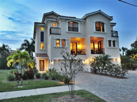 4 story houses the blue serenity steps to the beach homeaway