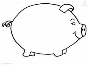 Pig Template For Preschoolers by Pig Template For Preschoolers Clipart Best