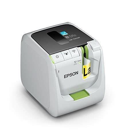 Printer Label Maker Epson Lw Pro 100 Resolusi 300dpi epson lw 1000p label maker the barcode warehouse uk