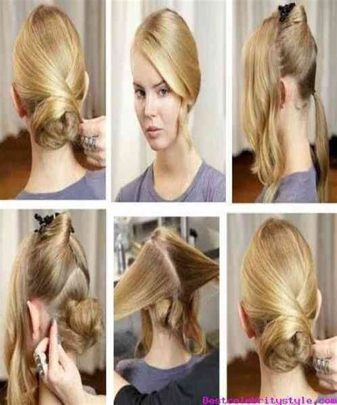 step by step hairstyles for long hair with bangs and curls easy diy hairstyles step by step long hairstyles