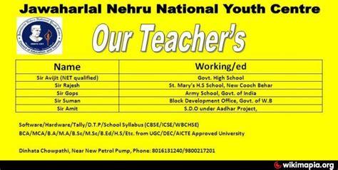 Jawaharlal Nehru Distance Mba by Jawaharlal Nehru National Youth Centre Rank No 1 In