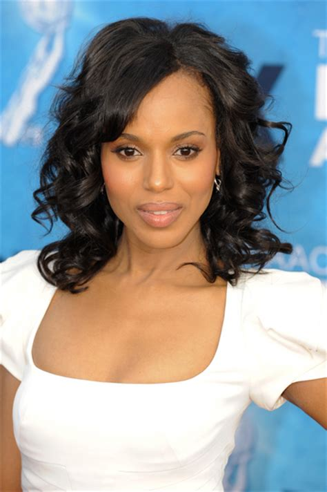 Kerry Washington Hairstyles by 301 Moved Permanently