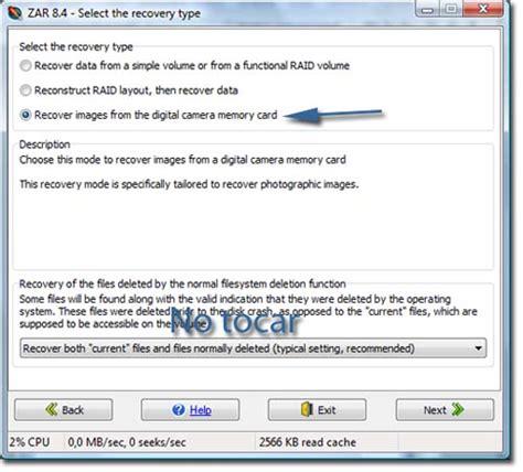 programa para recuperar fotos borradas de camara digital recuperar fotos borradas de una c 225 mara digital taringa