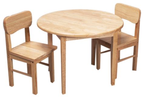 Furniture Table And Chairs by Gift Home Hardwood Table And Chair